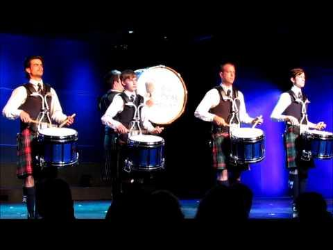 Drum Salute Highland Storm College Of Piping 2015 Leave Likes!!