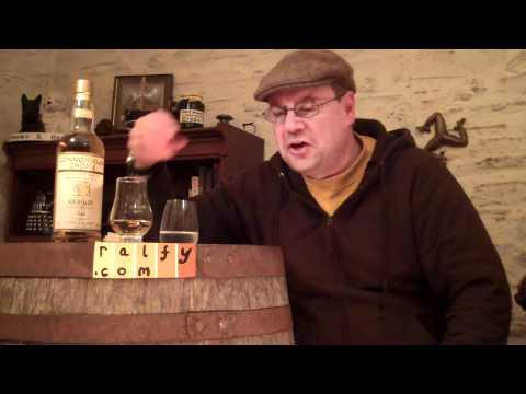 Whisky Review 184 1/2 - Aberfeldy 1989/2007  Gordon&Macphail (C.C.)