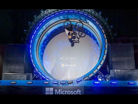 Danny MacAskill & #Cortana #MakeItHappen – The Loop