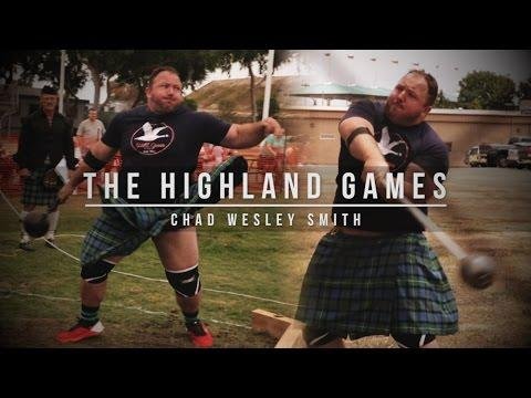 Chad's First Highland Games | JTSstrength.com
