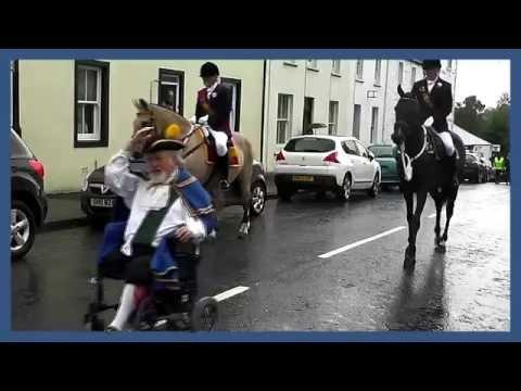 Gatehouse Gala Week  2014 Parade 01