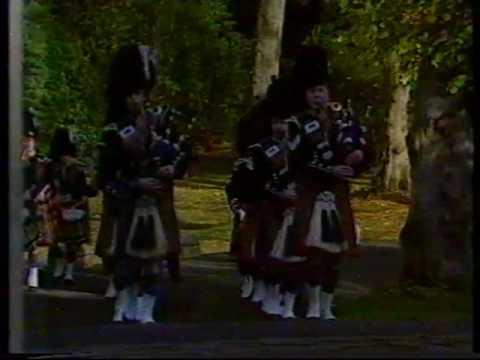 Dysart & Dundonald Pipe Band : 4/4 Marches - 1982