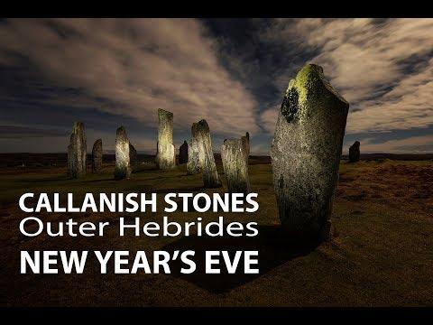 Callanish Stones Shoot - New Year's Eve
