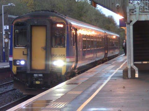 Series 2 Episode 153 - Trains At Lenzie (31/10/2015) (HD)