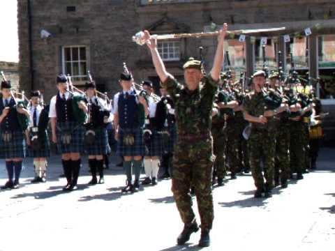 Armed Forces Day At Wick - 16 June 2009