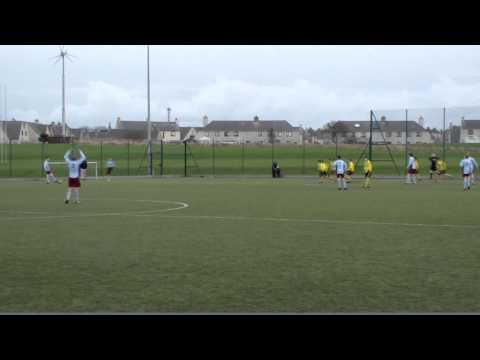 Caithness United 6 V Inverness Clach 'B' 2 (under 15's)