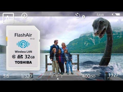 Nessie, Die Enthüllung Durch FlashAir