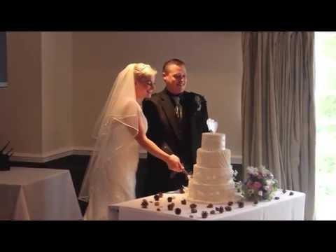 Yvonne & Alan - Our Wedding Highlights - Buchanan Arms Hotel, Drymen.