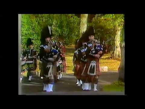 Dysart And Dundonald The Pipers Tune