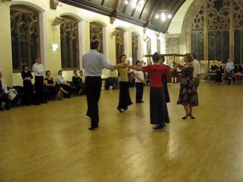 Royal Scottish Country Dance Society Edinburgh Branch Beginners.