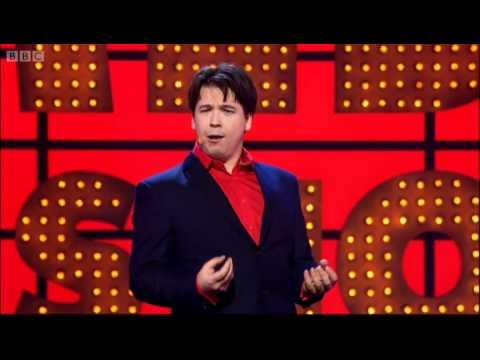 Michael McIntyre On Scotland - Michael McIntyre's Comedy Roadshow - BBC