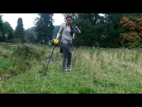 METAL DETECTING IN THE SCOTTISH BORDERS 2