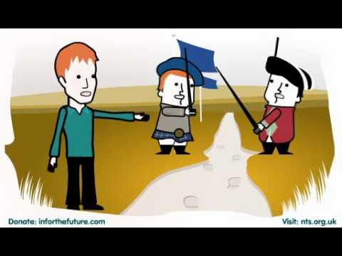 Gimme The Short Version!, National Trust Of Scotland, Igloo Animations