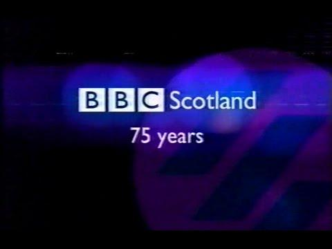 BBC 'BBC Scotland 75 Years' Documentary 1998