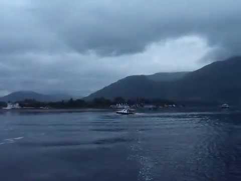 The  Corran Ferry , Scottish Highlands