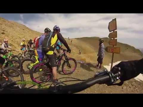 So Amazing! Danny MacAskill And Hans Rey On The New Flowcountry Trail In Livigno
