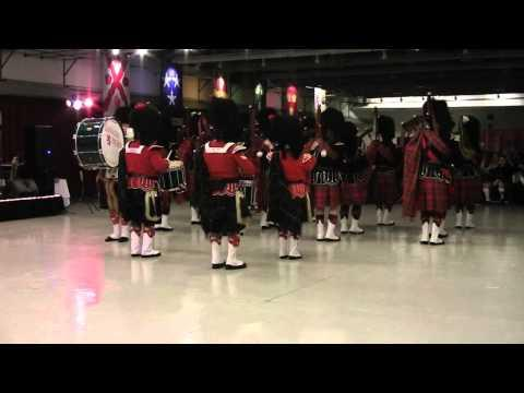 Clan Macleay At Clan Gordon Tartan Ball(1/2)
