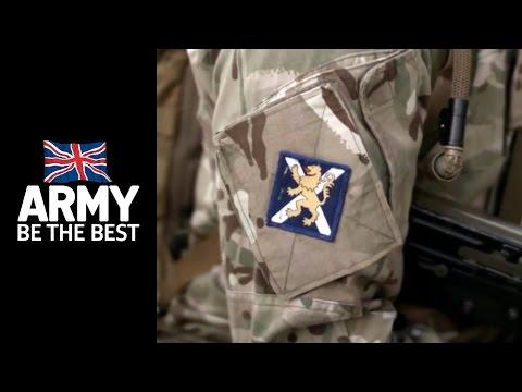 Royal Regiment Of Scotland - Army Regiments - Army Jobs