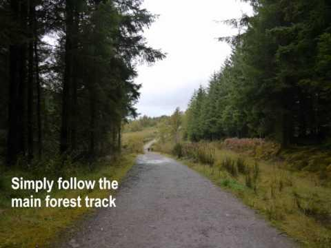 Hill Walks In Pictures...West Highland Way...Part 2...Drymen To Balmaha