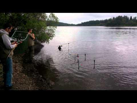 John Wilson Lands Pike, Loch Ken