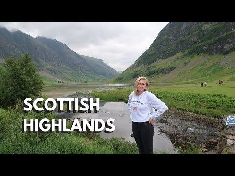 Day Trip To The SCOTTISH HIGHLANDS, GLENCOE & LOCH NESS | Merete