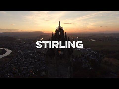 City Snapshot:  Stirling In Summer