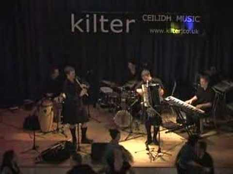 Kilter Ceilidh Band - Dashing White Sergent