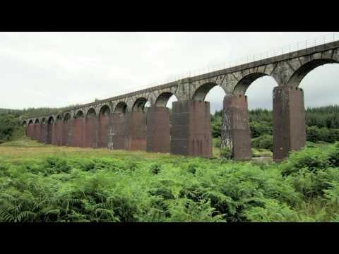 Big Water Of Fleet Viaduct, Dumfries & Galloway 2013
