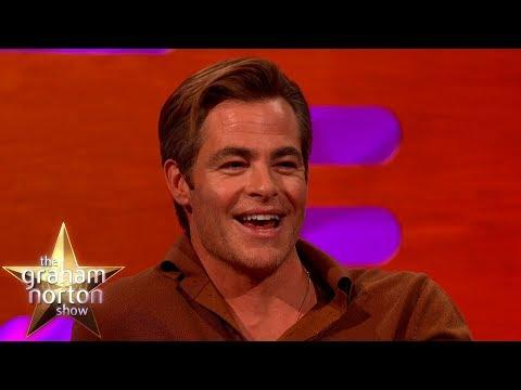 Chris Pine Mastered The Scottish Accent On Outlaw King | The Graham Norton Show