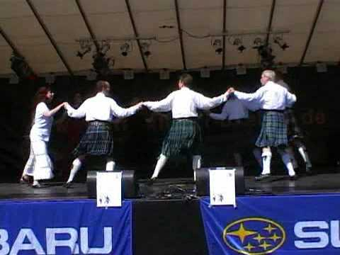 Reel Of The 51st Division, Royal Scottish Country Dance
