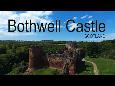 Bothwell Castle Lanarkshire Scotland - Scottish Castles