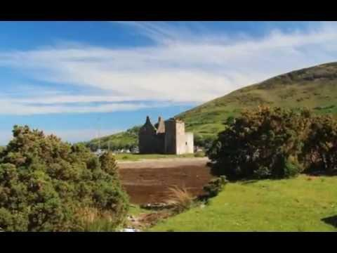 Summer Journey Through Scotland's Landscapes, Gardens And Culture