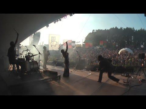 Monster Ceilidh Band - Jack's Back @ Beat-Herder 2013