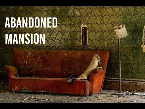 Abandoned Mansion / Castle - Scotland, UK - Urban Exploration Urbex