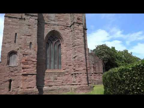 SCOTLAND ARBROATH ABBEY