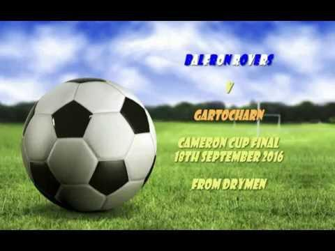 Balfron Rovers V Gartocharn - 18th September 2016