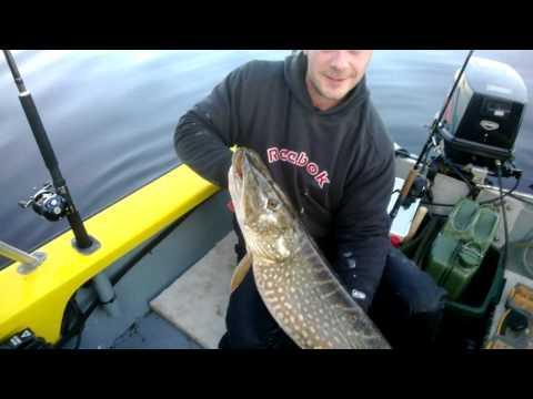 Loch Ken 20lb+ Pike