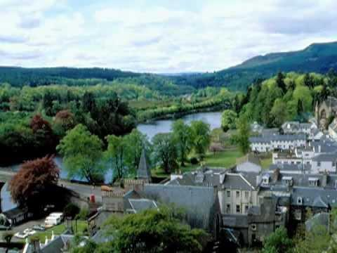 National Trust For Scotland Walks - Dunkeld And The Hermitage